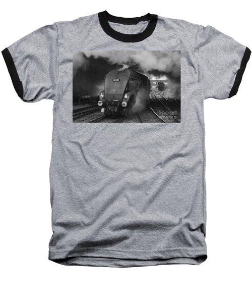 A4 Power Baseball T-Shirt