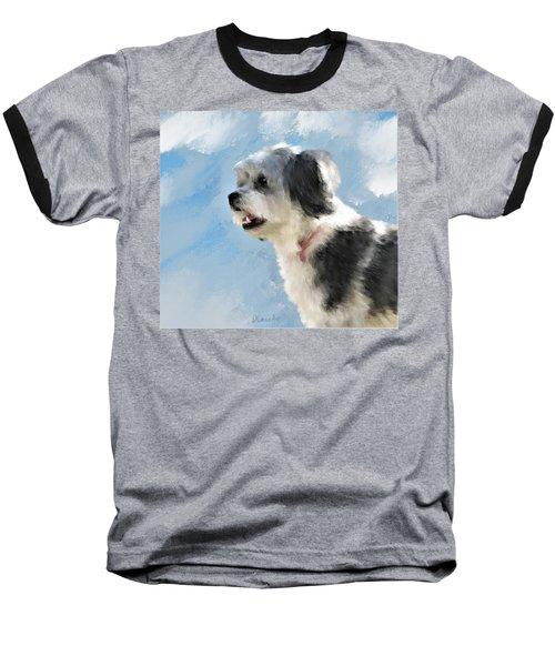 Abby 1 Baseball T-Shirt