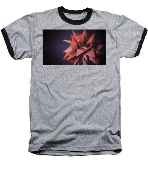 Abstract 1 Baseball T-Shirt