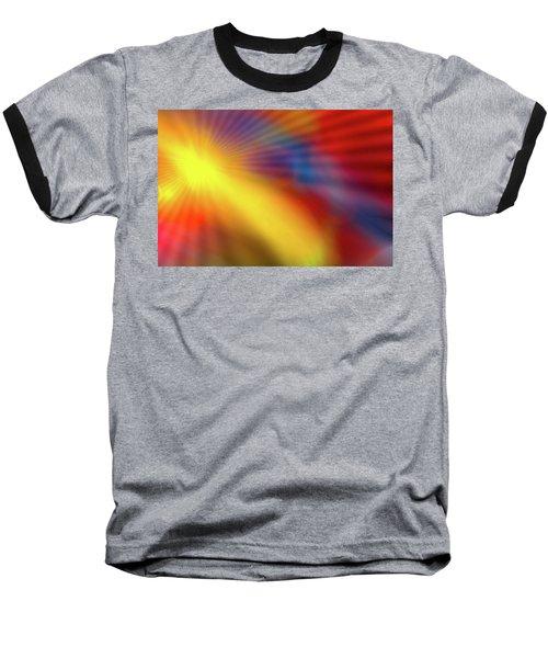 Abstract 46 Baseball T-Shirt