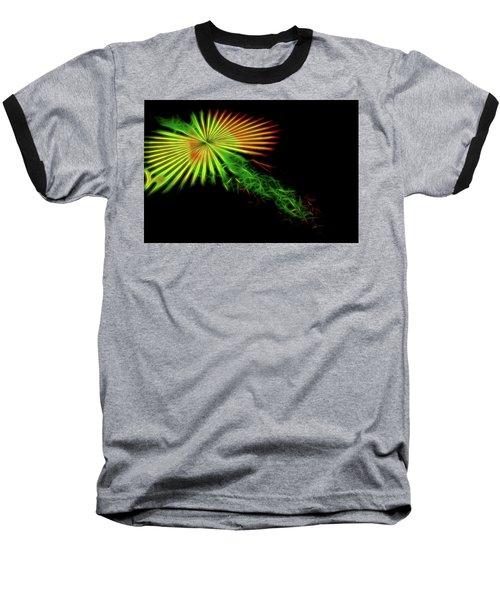 Abstract 47 Baseball T-Shirt