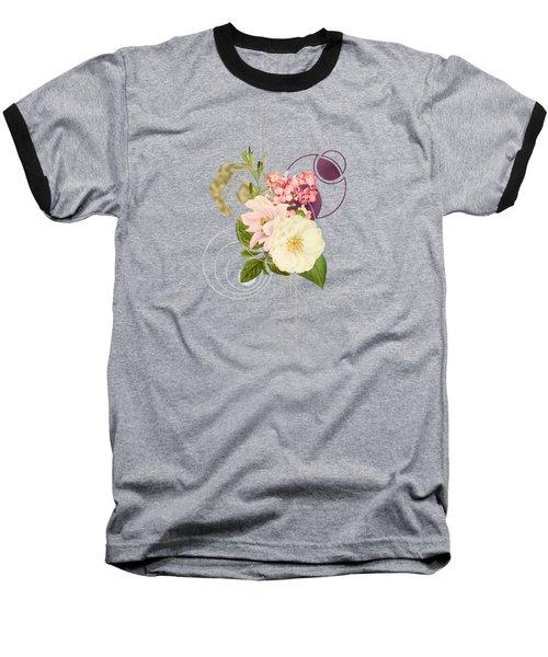 Abstract Dream Baseball T-Shirt