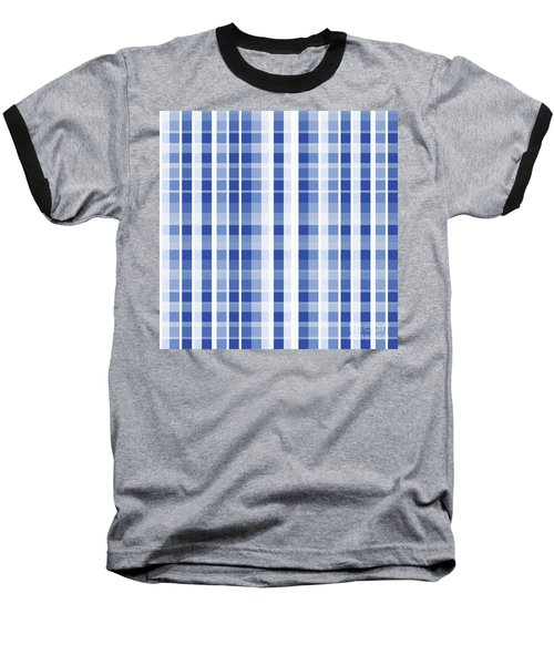 Abstract Squares And Lines Background - Dde609 Baseball T-Shirt