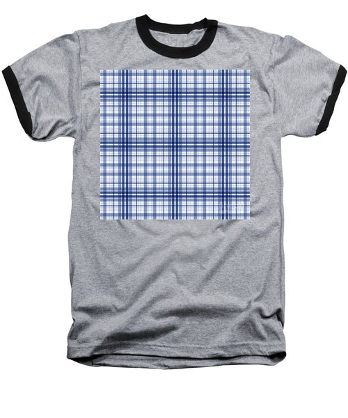 Abstract Squares And Lines Background - Dde613 Baseball T-Shirt
