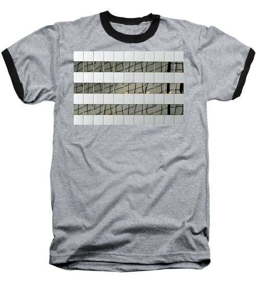 Abstritecture 13 Baseball T-Shirt