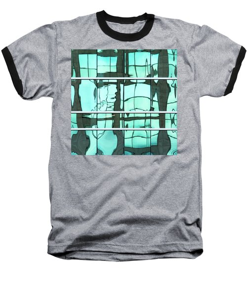 Abstritecture 36 Baseball T-Shirt