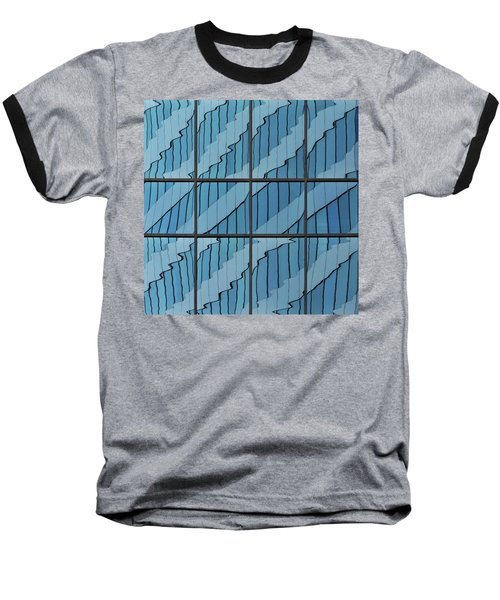 Abstritecture 39 Baseball T-Shirt