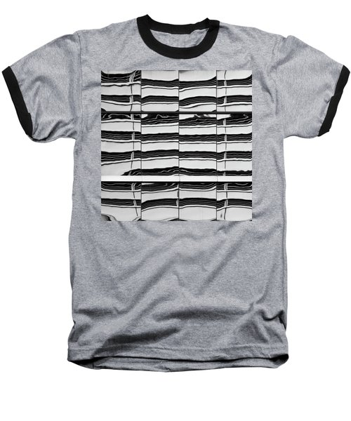 Abstritecture 40 Baseball T-Shirt