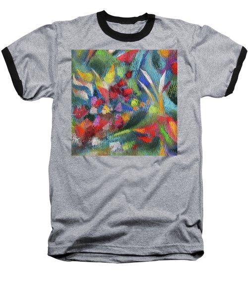Abundance - Detail Baseball T-Shirt