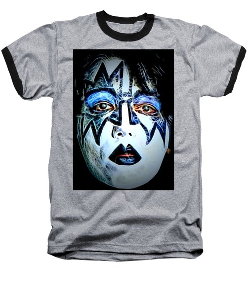 Ace Frehley Baseball T-Shirt