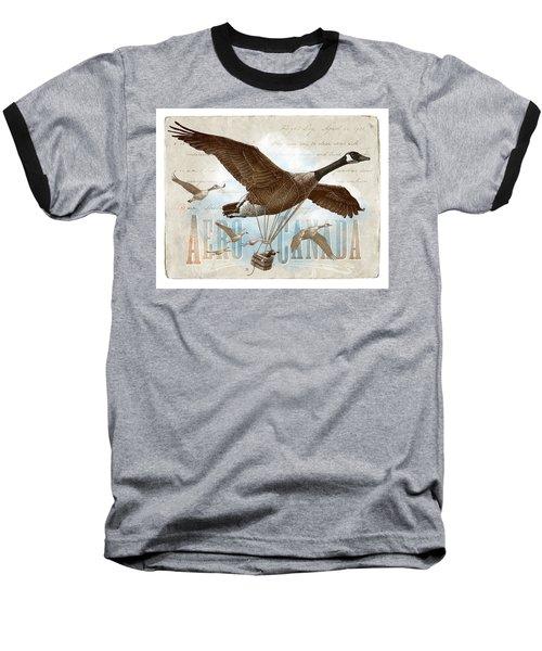 Aero Canada Baseball T-Shirt