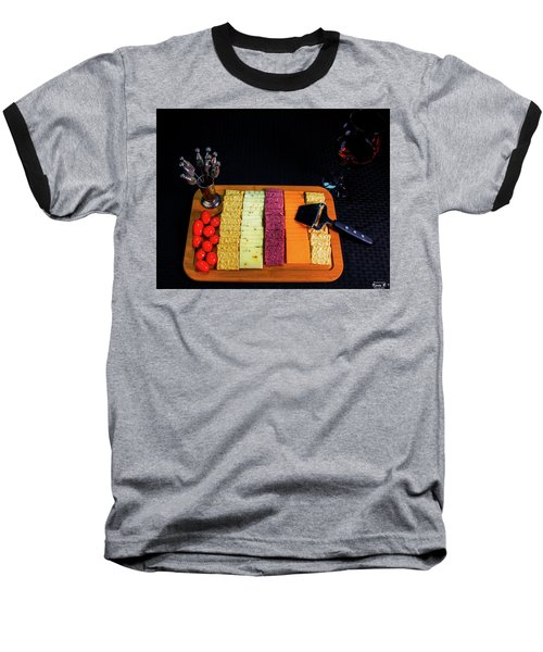 Afternoon Pleasure Baseball T-Shirt