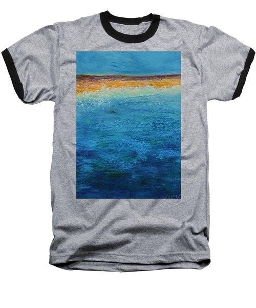 Aguamarina Baseball T-Shirt
