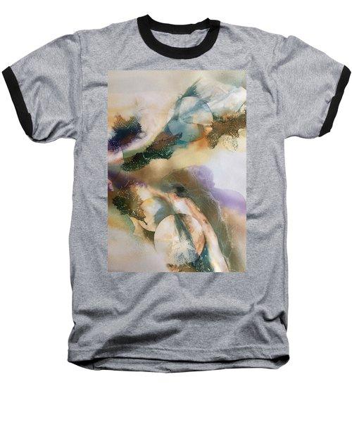 Aint No Mountian High Enough Baseball T-Shirt