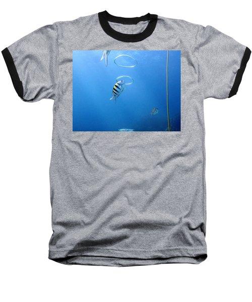 Air Rings Baseball T-Shirt