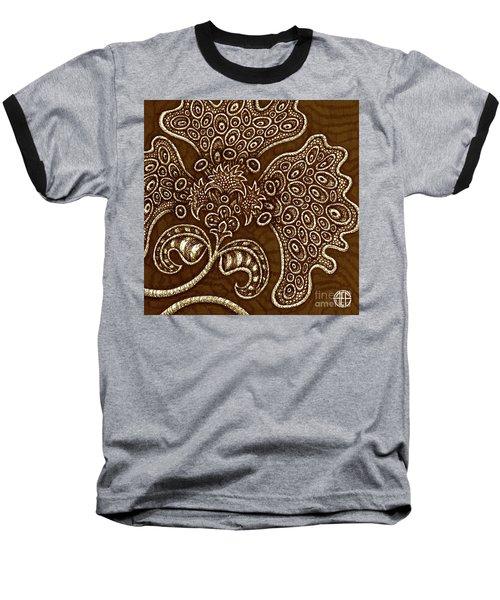 Alien Bloom 6 Baseball T-Shirt