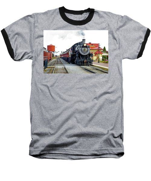All Aboard Baseball T-Shirt