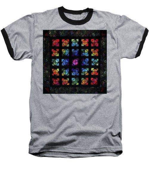 All The Colors Baseball T-Shirt