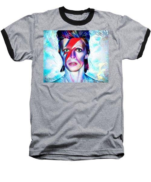 Aladdin Sane Baseball T-Shirt