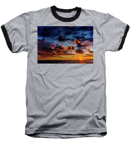 Almost A Painting Baseball T-Shirt