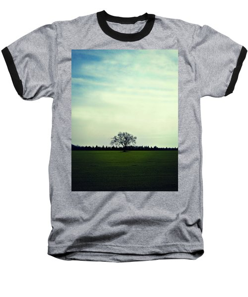 Alone At Last Baseball T-Shirt