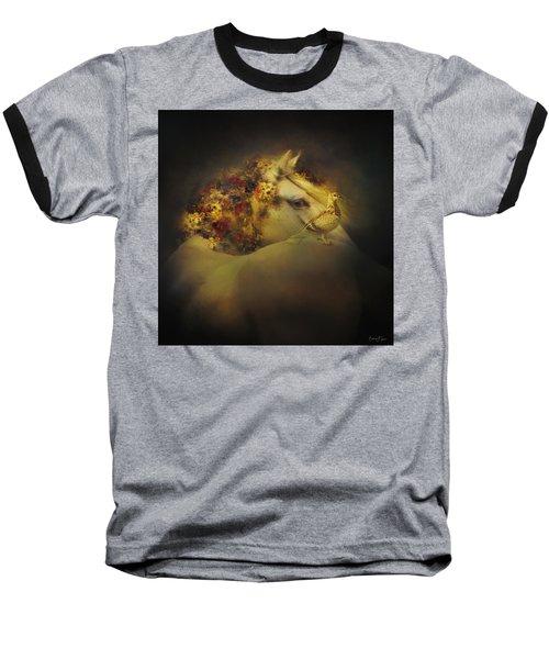 Along For The Ride Baseball T-Shirt