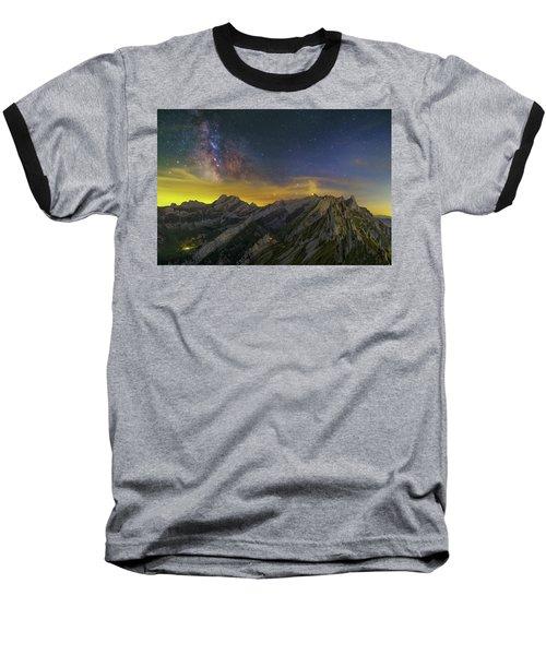 Alpstein Nights Baseball T-Shirt