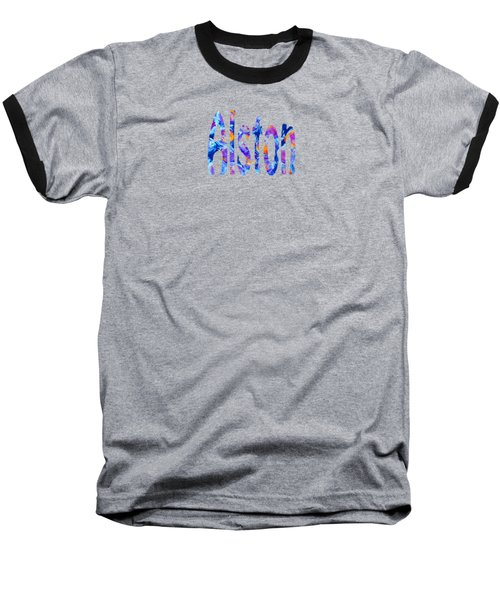 Alston Baseball T-Shirt