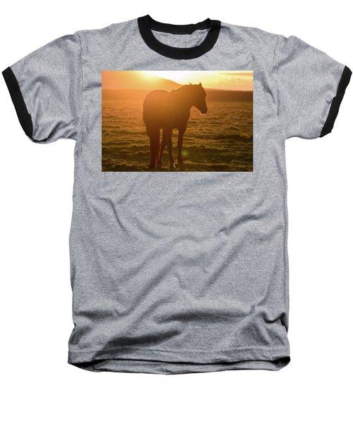 Always Shining Baseball T-Shirt