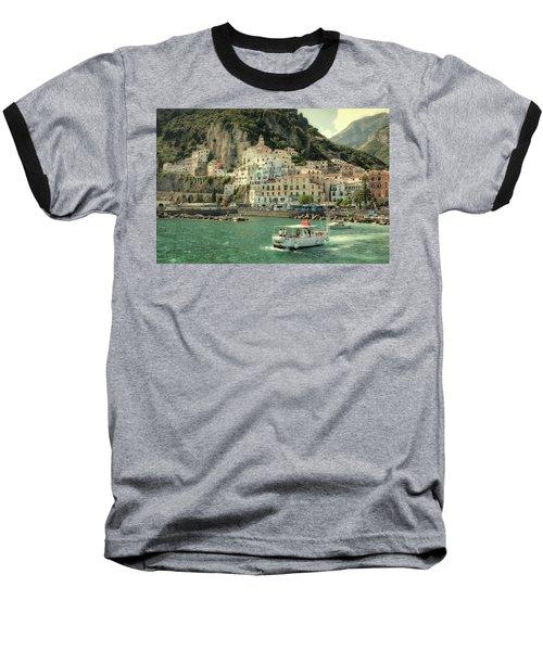 Amalfy Baseball T-Shirt