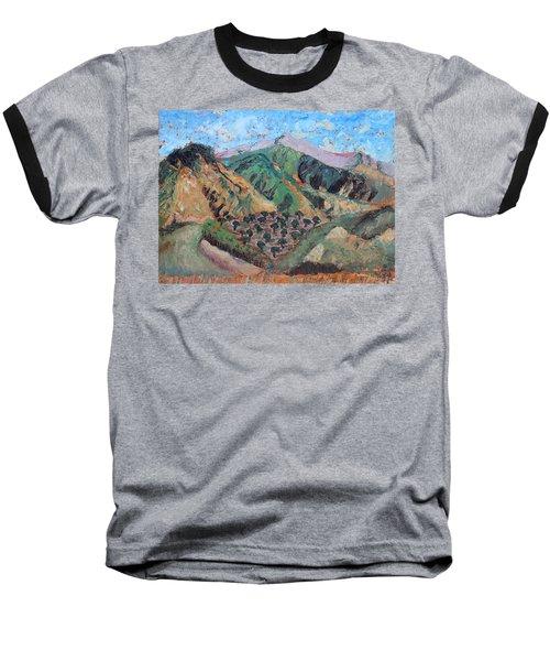Amanda's Canigou Baseball T-Shirt