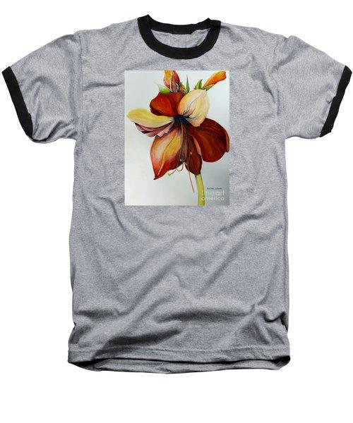 Amerylis/amaryllis  Baseball T-Shirt