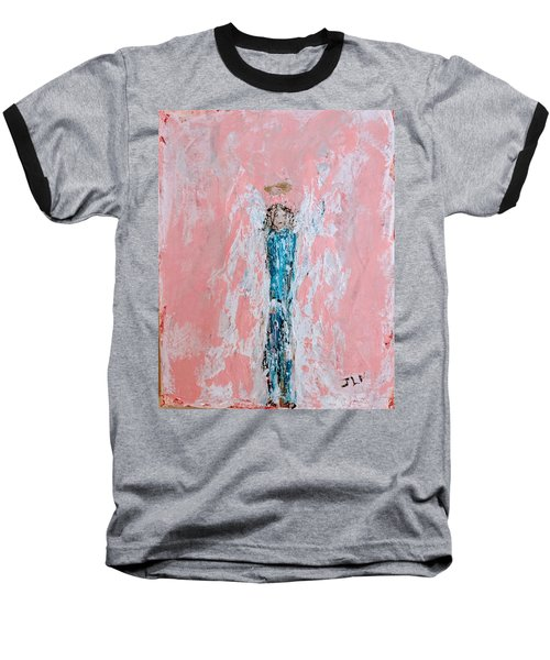 Amy's Angel Baseball T-Shirt