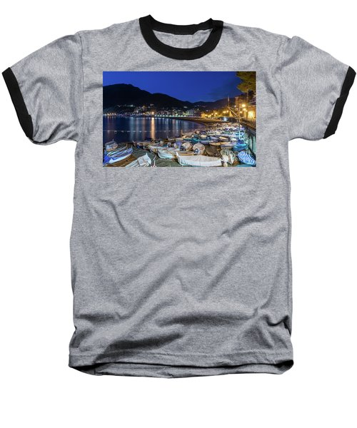 An Evening In Levanto Baseball T-Shirt