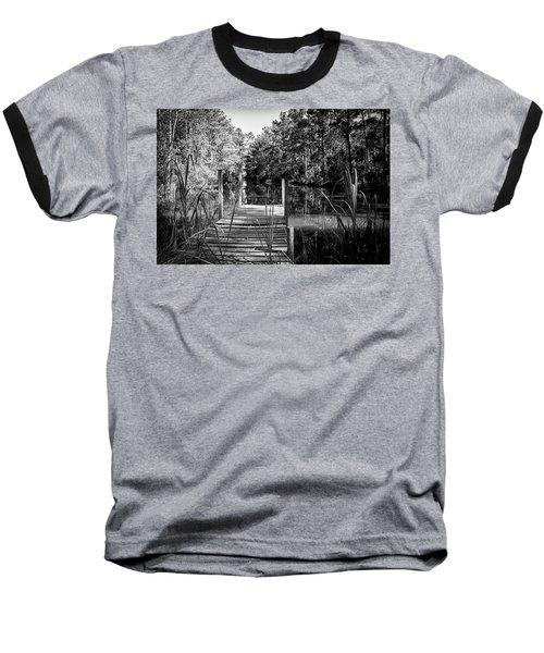 An Old Dock Baseball T-Shirt