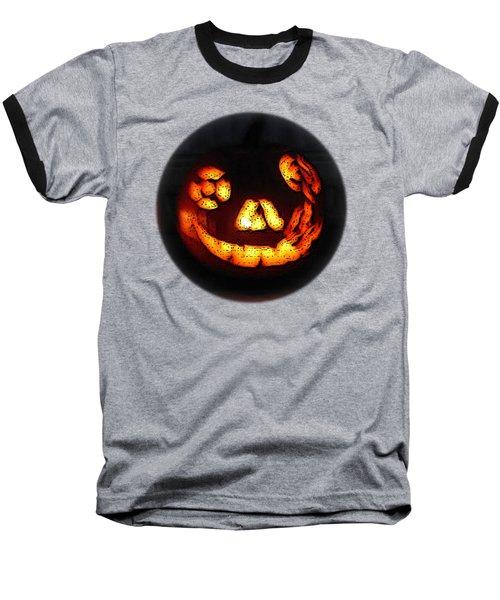 Andy's Jack O Lantern Baseball T-Shirt