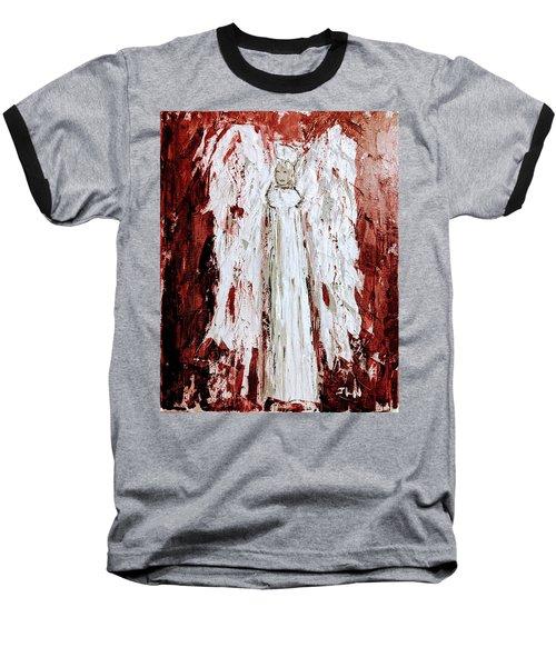Angel Against Violence Baseball T-Shirt