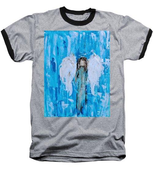Angel Among Angels Baseball T-Shirt