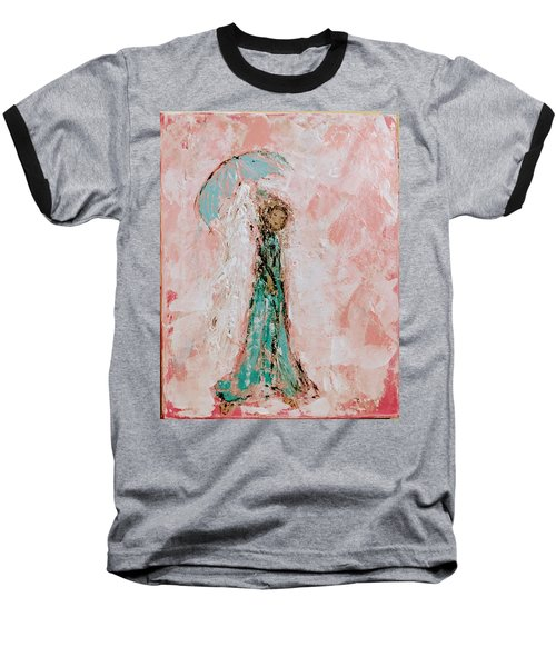 Angel By Your Side Baseball T-Shirt