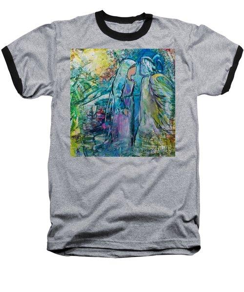 Angel Encounter Baseball T-Shirt