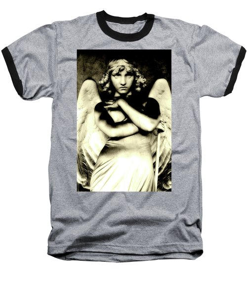 Angel Of Night Baseball T-Shirt