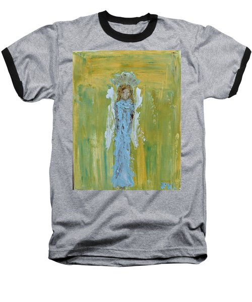 Angel Of Vision Baseball T-Shirt