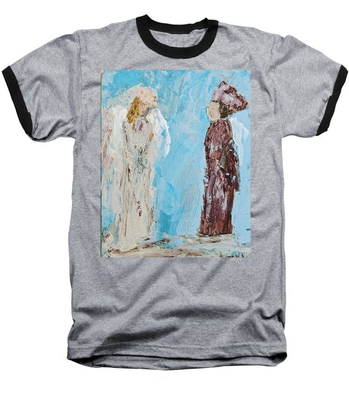 Angel Of Wisdom Baseball T-Shirt
