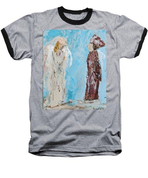 Angel Of Wisdom Baseball T-Shirt