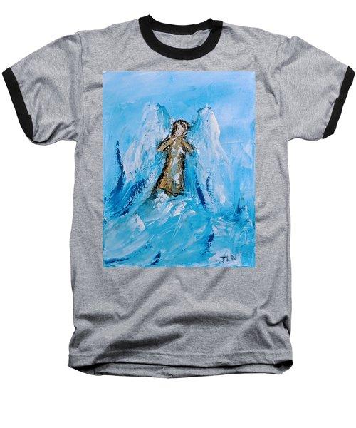 Angel With A Purpose Baseball T-Shirt