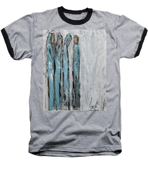 Angels For Forgiveness  Baseball T-Shirt
