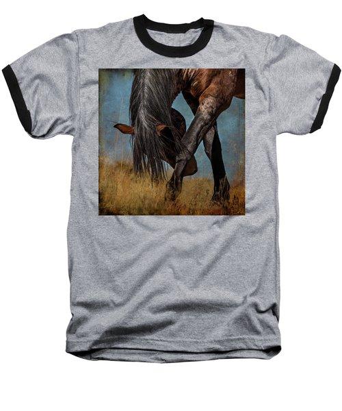 Angles Of The Horse Baseball T-Shirt