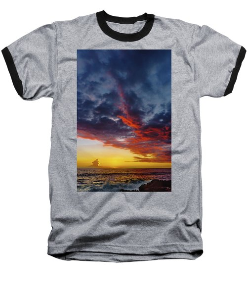 Another Colorful Sky Baseball T-Shirt
