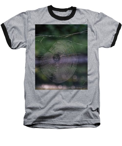 Another Web Baseball T-Shirt