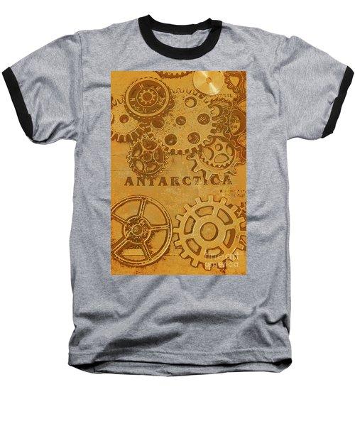 Antarctech Baseball T-Shirt